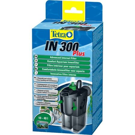 Tetra IN 300 plus Binnenfilter (10-40 ltr)