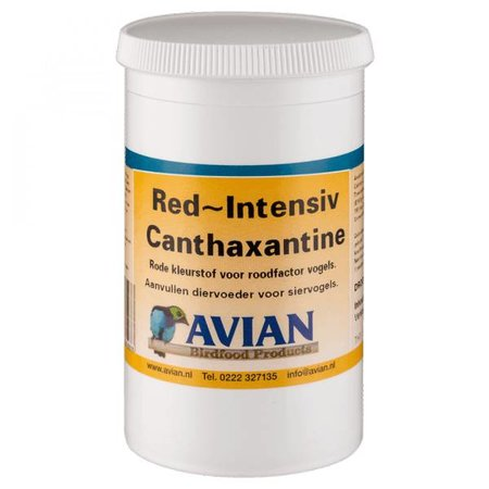 Avian Red Intensive