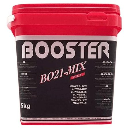 Booster BO21-Mix plus Mineralen