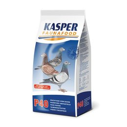 Kasper P40 nourriture pour Pigeons