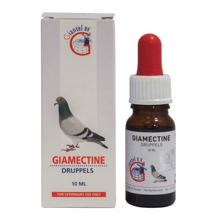 Giantel Giamectine druppels (10ml)