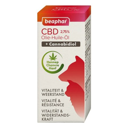 Beaphar CBD Oil (2.75%)