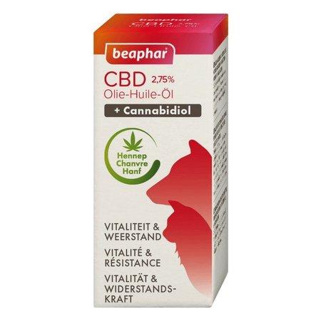 Beaphar CBD Olie (2.75%)