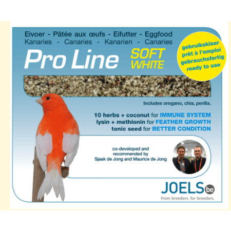 Pro Line Canary Soft White (5 kg)