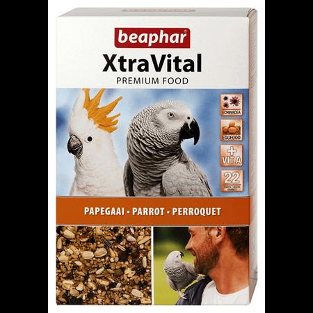 Beaphar Offre XtraVital Parrot (4 x 1 kg)
