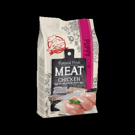 Natural Fresh Meat Puppy S Poulet (12 kg)