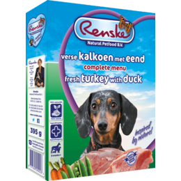 Renske Adult Turkey and Duck (10 x 395 g)