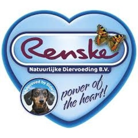Renske Mighty Omega 3 Plus Koud Geperst Kalkoen en Eend (15 kg)