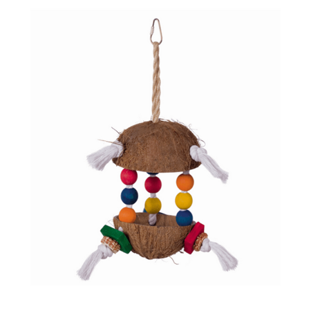 Nobby Cage Toy Coconut