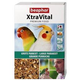 Beaphar Aanbieding XtraVital Grote Parkiet (4 x 1 kg)