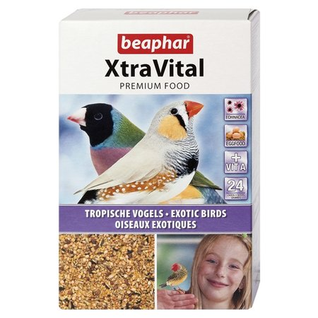 Beaphar XtraVital tropischen Vogel