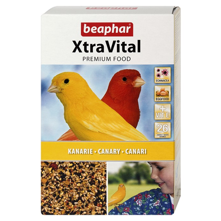 Beaphar XtraVital Kanarie (250g)