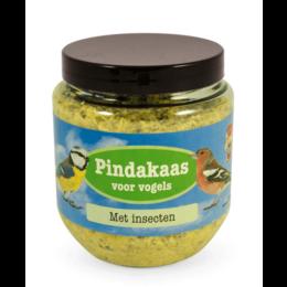 Le beurre d'arachide pour les oiseaux (Avec Insectes)