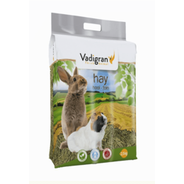 Vadigran VadiBed Mountain meadow hay (2.5 kg)