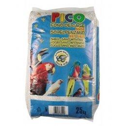 Pico Muschelnsand weiß (25 kg)