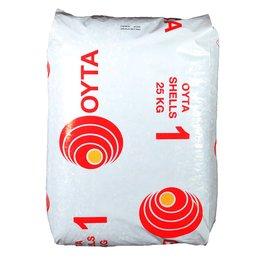 Ostrea Oyster shells 2-5mm (25 kg)