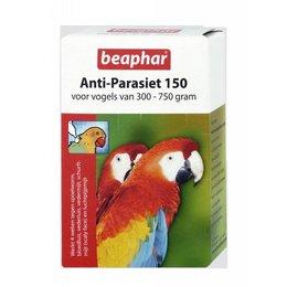 Beaphar Anti-Parasite 150 oiseaux (2 pipettes)