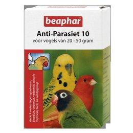 Beaphar Anti-Parasit Ungezieferbekämpfung 10 Vogel (2 Pipetten)