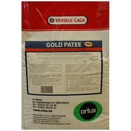 Orlux Gold patee rouge Profi (25 kg)