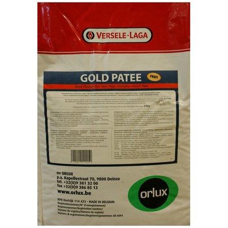 Orlux Gold patee rood Profi (25 kg)