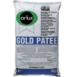 Orlux Gold patee grande Perruche et Perroquet (25 kg)