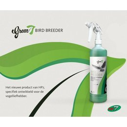 Green 7 Bird Breeder cleaner