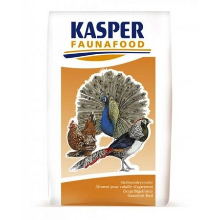 Kasper Gallus grains Élevage 8 au 18 février sem. KFF