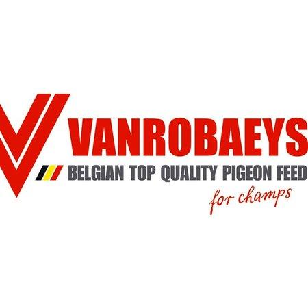 Vanrobaeys Kweek rode en gele Cribbs maïs (Nr. 1)