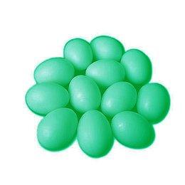 Kunstei plastique canari (Vert)