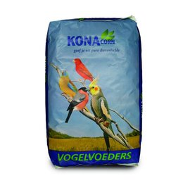 Konacorn Enter parrot with peanuts and peppers (12.5 kg)