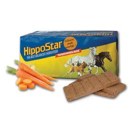 HippoStar Horse Muesli biscuits with carrot (6 kg)
