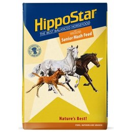 HippoStar Senior Mash Feed (15kg)