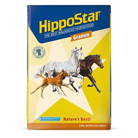 HippoStar Tarwezemelen (10 kg)