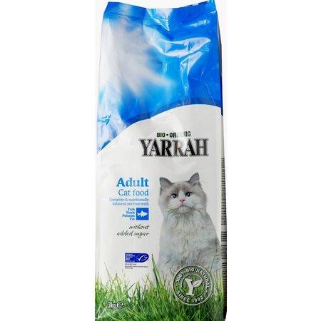 Yarrah Adult met Vis