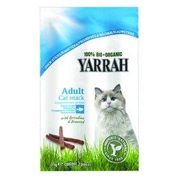 Yarrah Chew Stick met Vis (5 x verpakking)