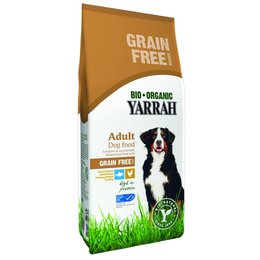 Yarrah Adult Grainfree with 26% Chicken and 4% Fish