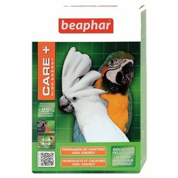 Beaphar Care+ Haute Énergie pour Perroquets et Cacatoès
