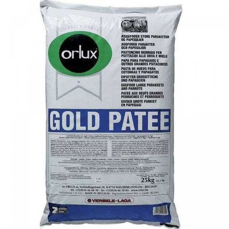 Orlux Gold patee grandes perruches & perroquets