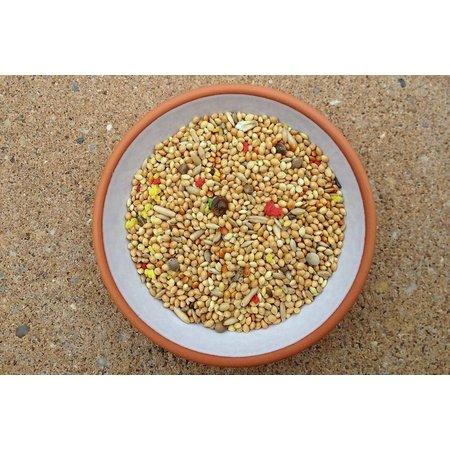 Slaats Perruches semences couleur avec grain