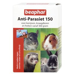 Beaphar Anti-Parasite 150 (Rodents)