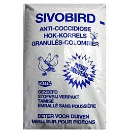 Sivobird Couvre sol anti coccidien