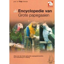Encyclopedie van Grote papegaaien