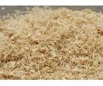 La fibre de bois / grains