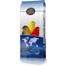 Deli Nature 80 - Kanarie kweek zonder raapzaad (20 kg)