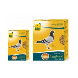 Cédé Pâtée aux œufs pour pigeons