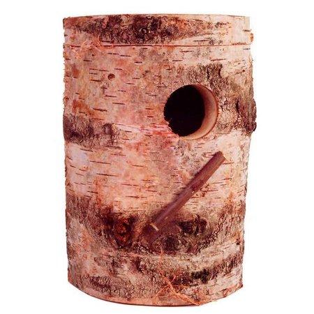 Broedblok Valkparkiet (berkenhout)