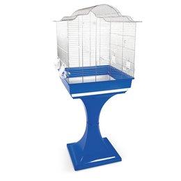 MPS cage à oiseaux Sophia bleu foncé