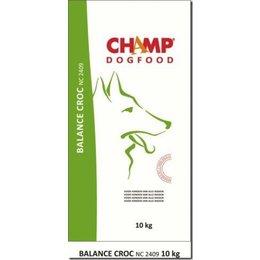 Champ Balance Premium Croc with lecithin