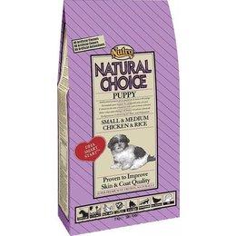 Natural Choice Pour Chiot de Petites Race - Poulet et Riz