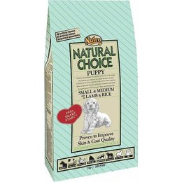 Natural Choice Puppy Lamb & Rice